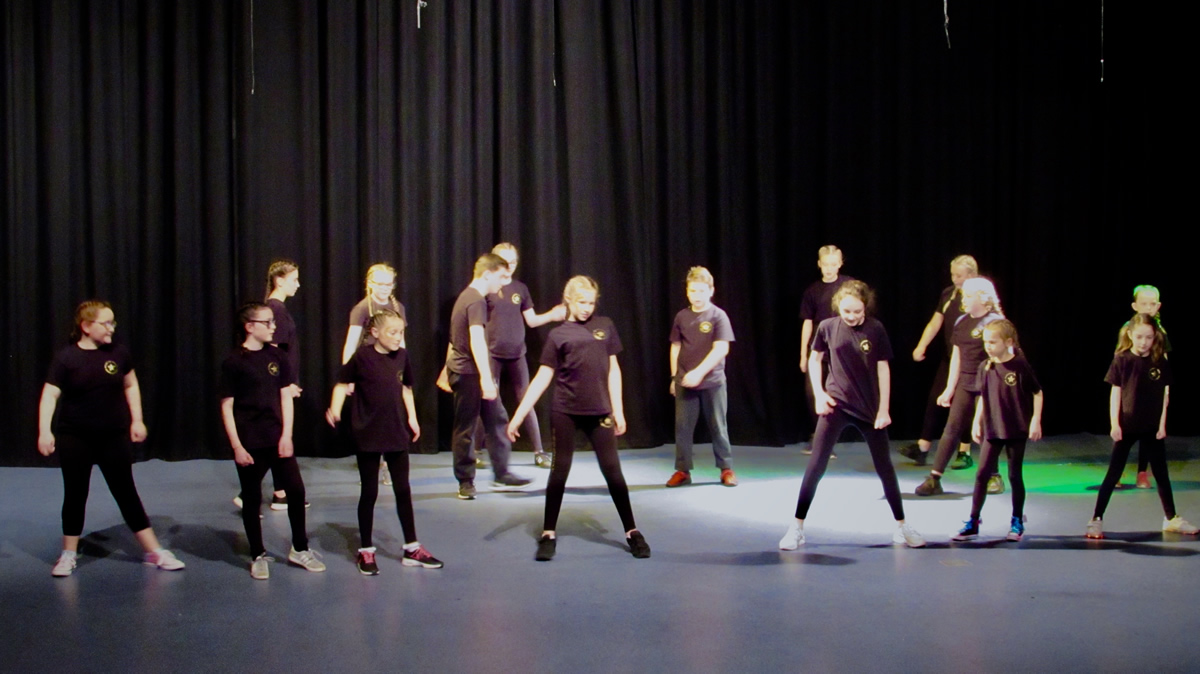 Dance School Warrington